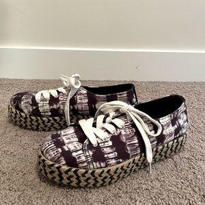 Sam Edelman Platform Style Sneakers